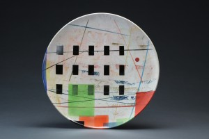Geometric And Line 09-P12 21.5 Inch Diameter