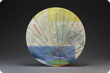 Frond And Lines 07-X1 31 Inch Diameter