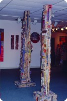 1997 Two totems
